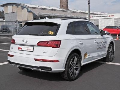 gebraucht Audi Q5 sport 35 TDI quattro S tronic 3x S line vitua