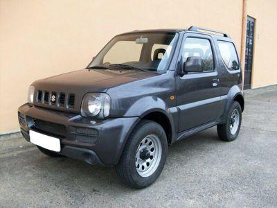 gebraucht Suzuki Jimny 1.3 4WD Comfort, Klima, AHK