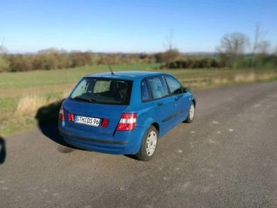 gebraucht Fiat Stilo Rentnerfahrzeug PKW Tüv Fahranfänger