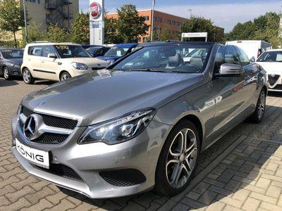 gebraucht Mercedes E350 BlueTEC Cabrio Automatik