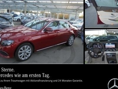 gebraucht Mercedes E400 Exclusive,PDC,LED,Distronic,eSD,360°