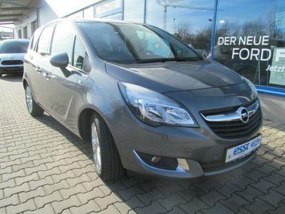 gebraucht Opel Meriva 1,4 Turbo B drive