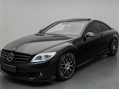 gebraucht Mercedes CL500 7G-TRONIC Prins VSI 2.0 LPG