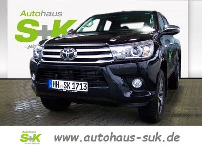 used Toyota HiLux Executive Double Cab 2,4-l-D-4D 6-Stufen-AT