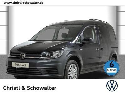 gebraucht VW Caddy Beach 2.0 TDI DSG AHK Navi Climatronic