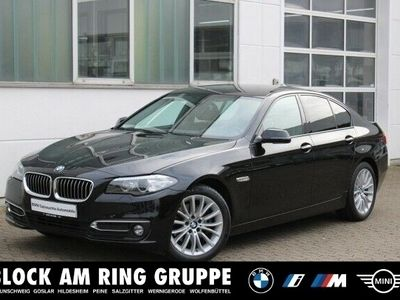 gebraucht BMW 520 dA xdrive Luxury Line