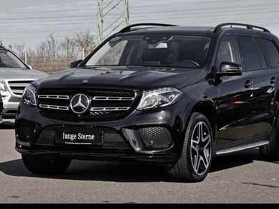 gebraucht Mercedes GLS350 d 4Matic 9G-TRONIC