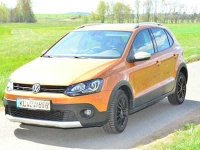 gebraucht VW Polo Cross 1.4 TDI (Blue Motion Technology) Polo