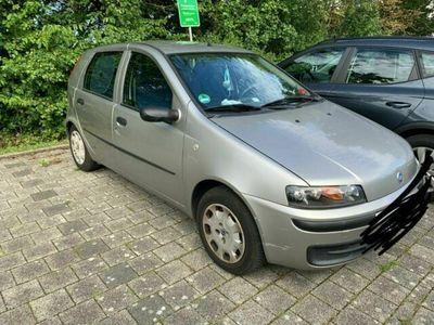 gebraucht Fiat Punto 188 1.2 Bj 2000 TÜV bis 06/2021