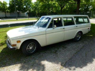 gebraucht Volvo 145 Kombi Automatik in gutem Zustand.