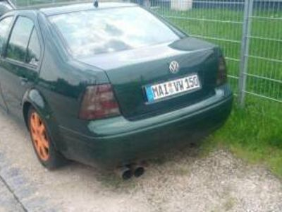 gebraucht VW Bora 2.3 v5 150 PS agz