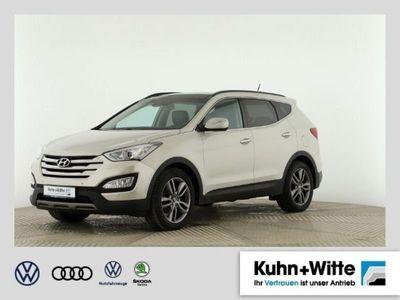 gebraucht Hyundai Santa Fe 2.2 CRDi DPF Premium 4WD *Panoramadach,
