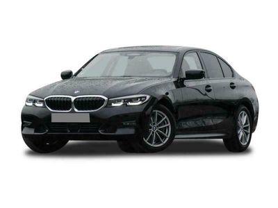 gebraucht BMW 330 i mon. 345 Eur/Sport-L./AHK/DLS/Alarm