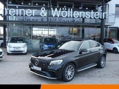 gebraucht Mercedes GLC63 AMG AMG 4M C Multibeam*HUD*Distr*SHD*AHK*360°