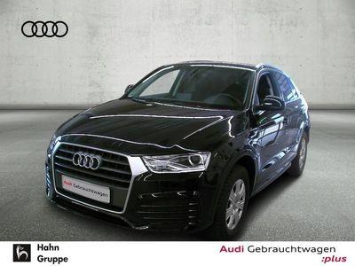 gebraucht Audi Q3 Sport 1.4TFSI Navi Xen Einparkh. Sitzh. Tempom.