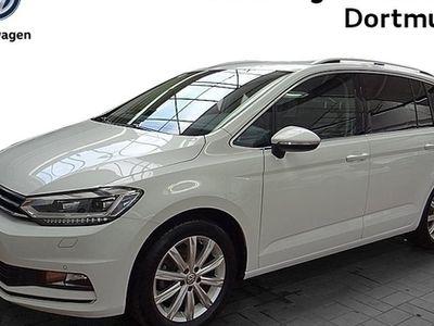 gebraucht VW Touran 2.0 TDI Highline ACC/NAVI/KAMERA/LED/SHZ/ALU