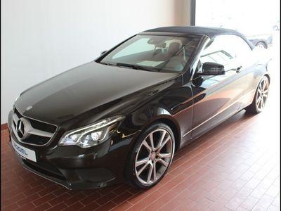 gebraucht Mercedes 250 E-Klasse CGI Cabriolet LED/AHK/ADAPTIVES FAHRWERK