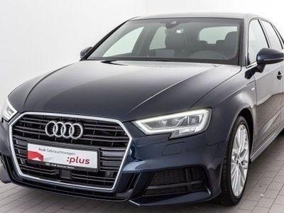 gebraucht Audi A3 Sportback Sport 2.0 TFSI qu.S tr. LED PDC+