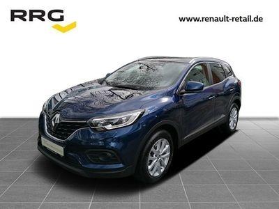 gebraucht Renault Kadjar TCe 140 Limited Navi + Winterpaket