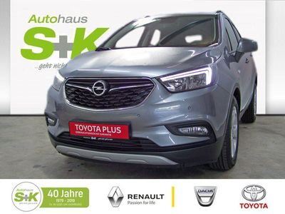 second-hand Opel Mokka X ECOFLEX ENJOY 1,4L Komfort / Elektro Pak