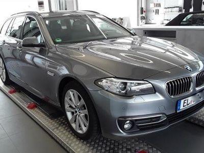 gebraucht BMW 528 i Touring Autom. Luxury Line RFK AHK NAVI