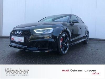 gebraucht Audi RS3 2.5 TFSI quattro Panodach Navi LED Leder
