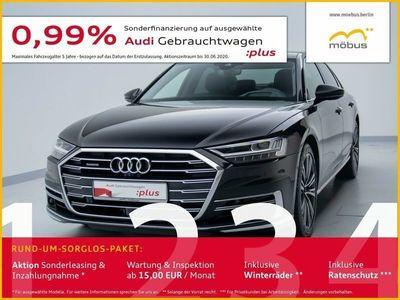 gebraucht Audi A8 Limousine 3.0 TDI TIP-TRO*PANO*STDHZ*HUD*B&O