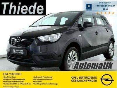 """gebraucht Opel Crossland X 1.2T EDITION PDC/SHZ/R 4.0/16""""ALU"""