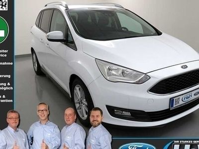 gebraucht Ford Grand C-Max 1.5 EcoB COOL&CONNECT (7Sitze,Sicht*Paket)