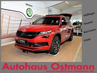 second-hand Skoda Kodiaq 2.0 TDI DSG 4x4 RS