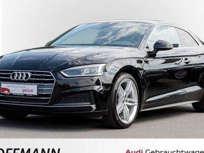gebraucht Audi A5 2.0TFSI DSG s line/Navi/Alcantara/LED