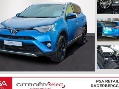 gebraucht Toyota RAV4 Hybrid EDITION 2.5 4x2 KAMERA WINTERRÄDER