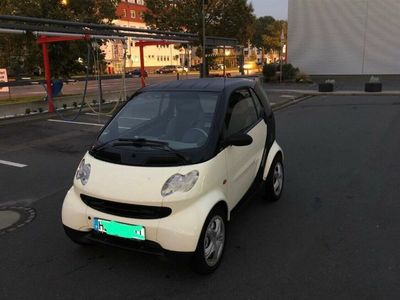 gebraucht Smart ForTwo Coupé pure cdi dpf