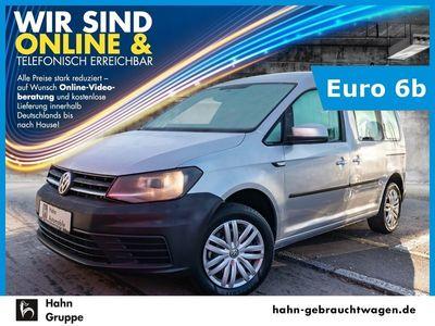 gebraucht VW Caddy Kombi 1.4TSI EU6 DSG Klima Tempo Radio