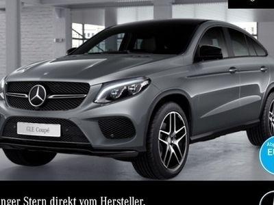 gebraucht Mercedes GLE350 Cp. d 4M AMG Fahrass Pano Harman COMAND