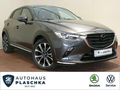 gebraucht Mazda CX-3 2.0 Sports-Line BOSE+NAVI Navi+Scheckheft