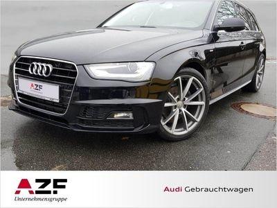 gebraucht Audi A4 Avant 1.8 TFSI mult.