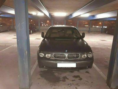 gebraucht BMW 745L 745 I for sale- Standort Belgrad