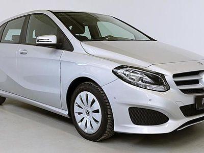 gebraucht Mercedes B180 /Business-Paket/Navigation/Tempomat/