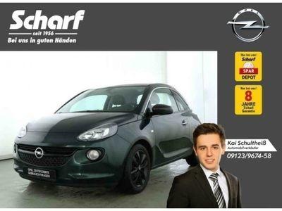 gebraucht Opel Adam Unlimited BT KlimaAT Teilleder ALU