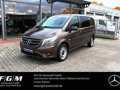 gebraucht Mercedes Vito 119 Mixto/K Navi/ILS/AHK/Standheizung/7G BC