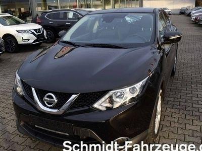 gebraucht Nissan Qashqai 1.6 dCi Automatik Black Edition Leder/LED