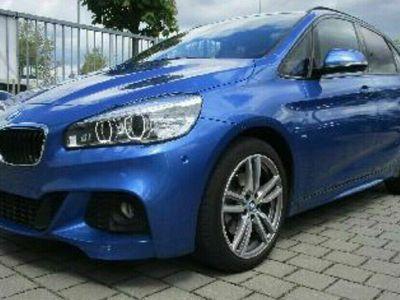 gebraucht BMW 220 220 dx AT Leder HUP Navi LED Pano AHK 18 HK Memo