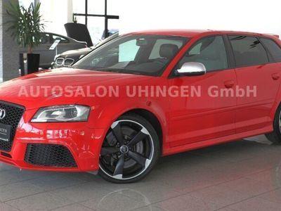 gebraucht Audi RS3 2.5 TFSI MMI+*ROLLO*EXCLUSIVE*TEMPOM*19-ZOLL