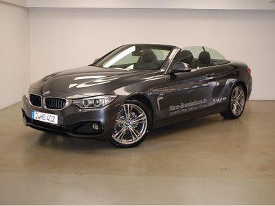 gebraucht BMW 420 dA Cabrio Verkauft an die BSG VFWG Herr Covelli HBD