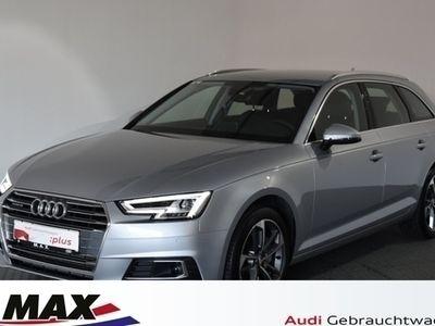 gebraucht Audi A4 Avant 3.0 TDI sport LED Navi AHK SH PDC MMIPlus