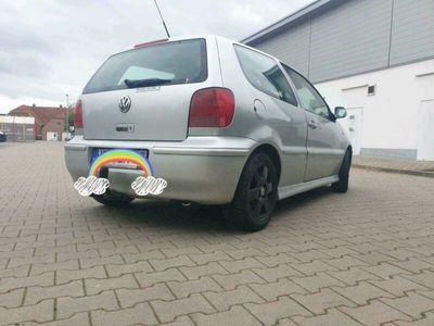 gebraucht VW Polo 6n2 1.4 16v Automatik