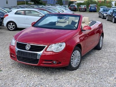 gebraucht VW Eos 3.2 V6 DSG Individual Chrom Top Zustand