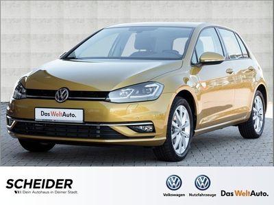 gebraucht VW Golf VII 1.5 TSI DSG Highline LM17 LED ACC NAVI