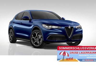 gebraucht Alfa Romeo Stelvio 2.0 Turbo 280 Q4 Leder EHK in Achern